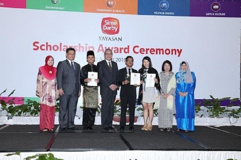 Yayasan Sime Darby Scholarship Awards Doubled This Year Media Yayasan Sime Darby